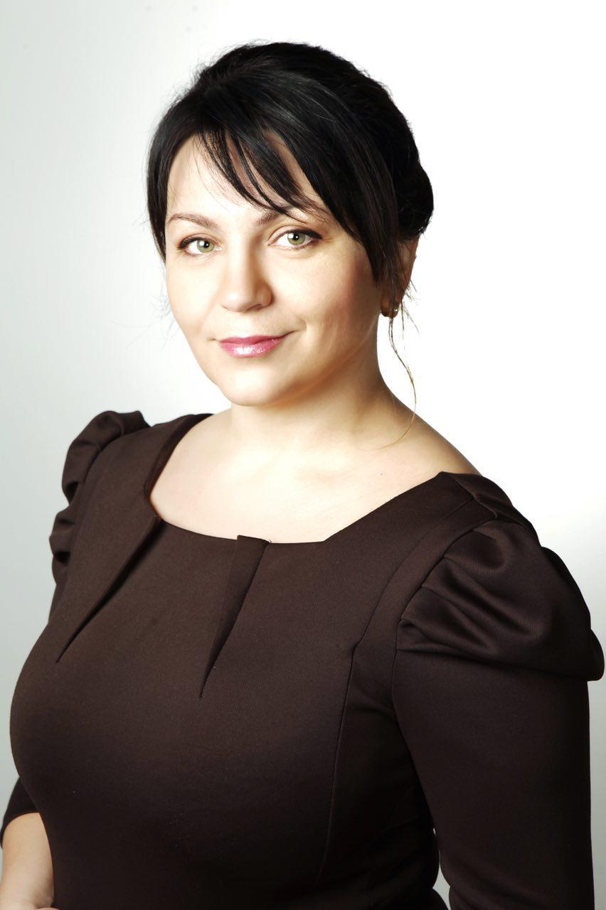 Оксана Кобрин